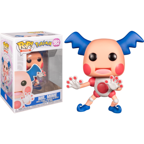 Фигурка Funko Pop! Games: Pokemon - Mr. Mime