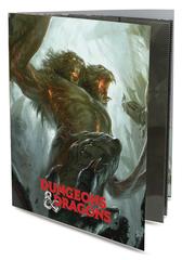 D&D Character Folio - Demogorgon