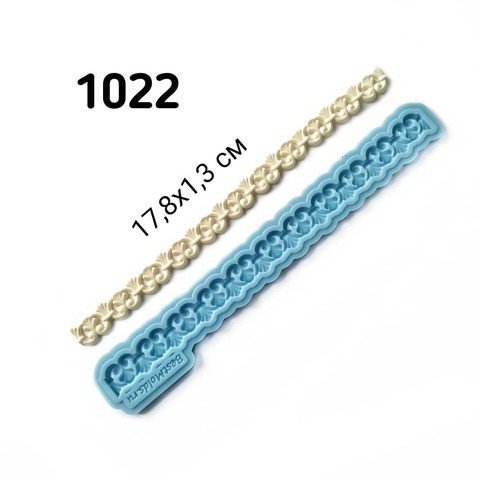 Молд  Арт.PO-1022, силикон