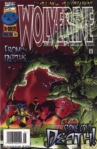 Wolverine #101