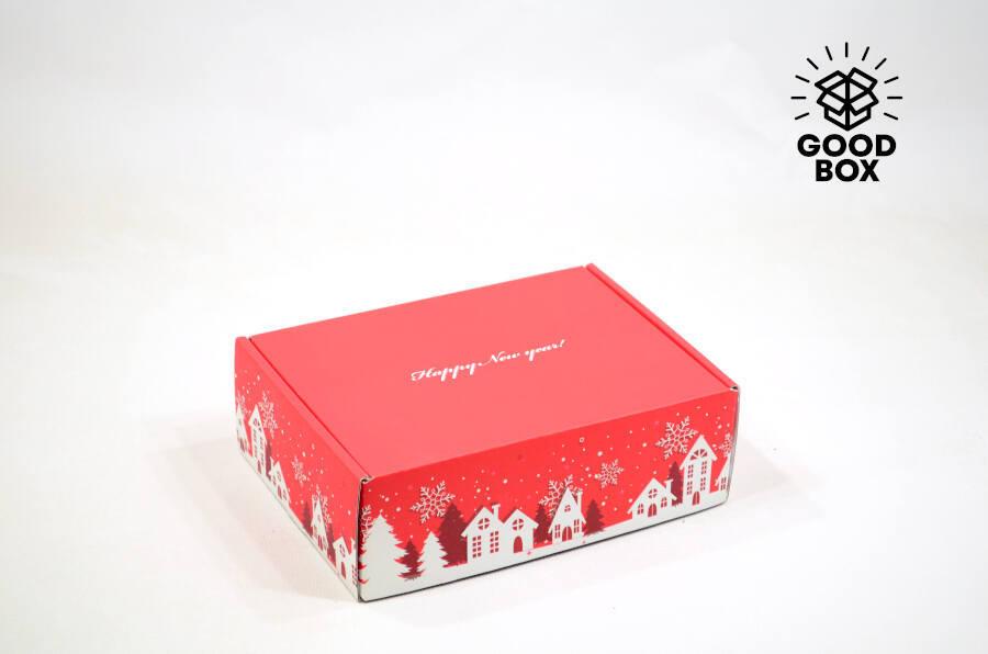 Новогодние коробки 2022 года