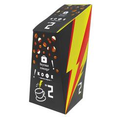 Кофе в зернах №2 Взрывная энергия 100 гр