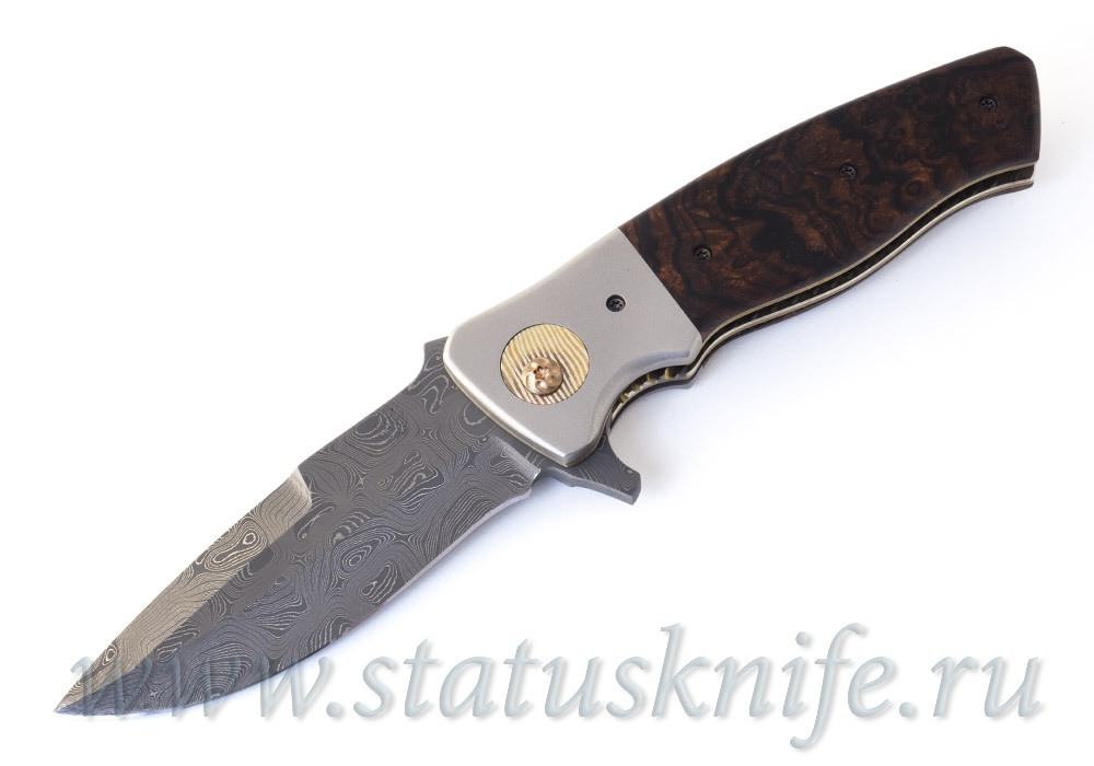 Нож KC Gray Mod Zero Full Custom