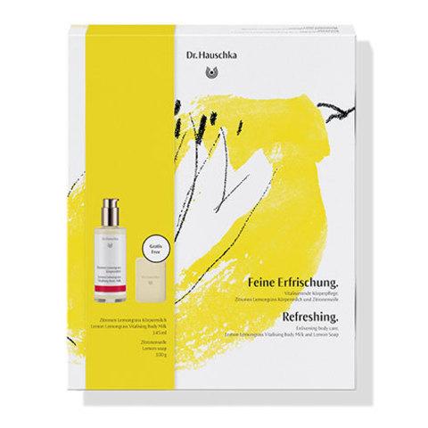 Набор средств для тела Изысканная свежесть (Geschenkset Feine Erfrischung) Dr.Hauschka