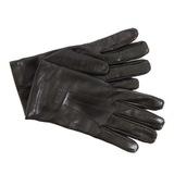 Перчатки. Цвет черный/серый ETRO