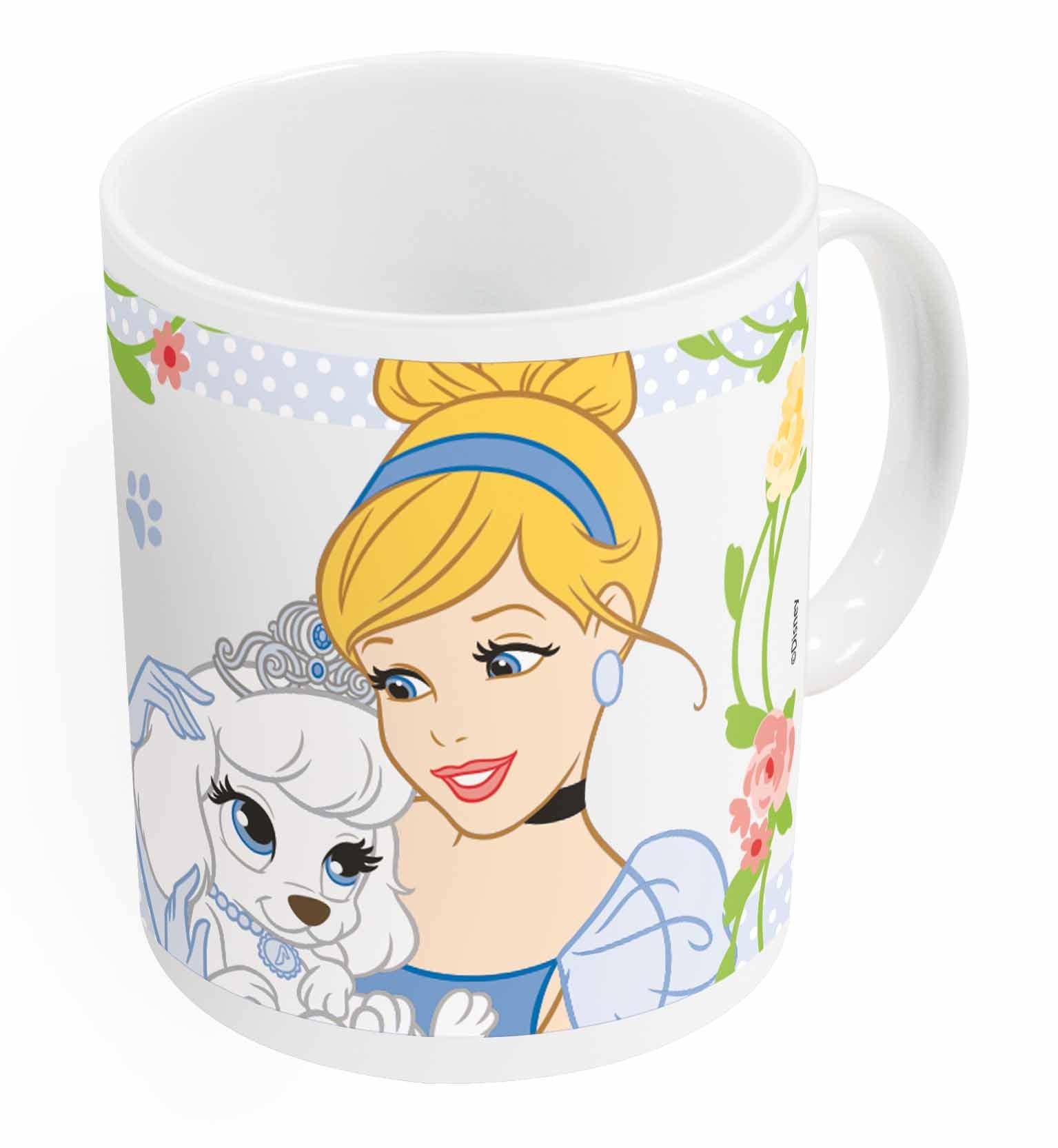 Королевские питомцы Кружка керамическая  — Cup Palace Pets