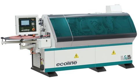 Автоматический кромкооблицовочный станок HCM 100 ecoline