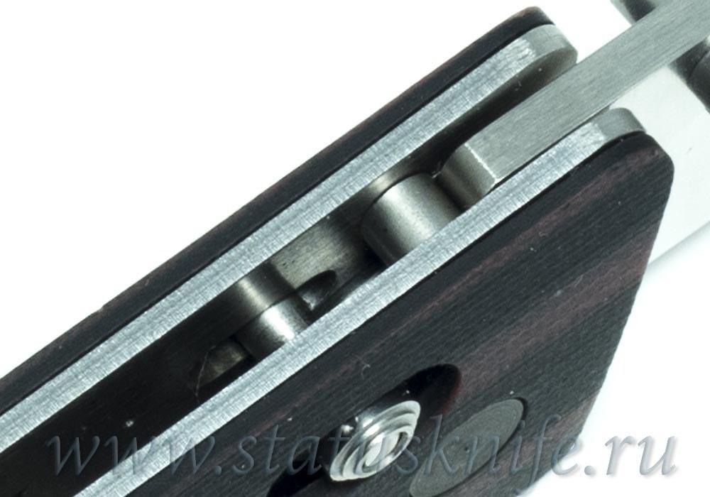 Нож BENCHMADE 730 R&D (Research & Development) Concept - фотография