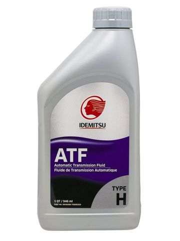 ATF TYPE - H Трансмис. жидкость (полное соответствие HONDA ATF-Z1) (США)