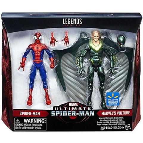 Человек-паук и Стервятник. Легенды Марвел
