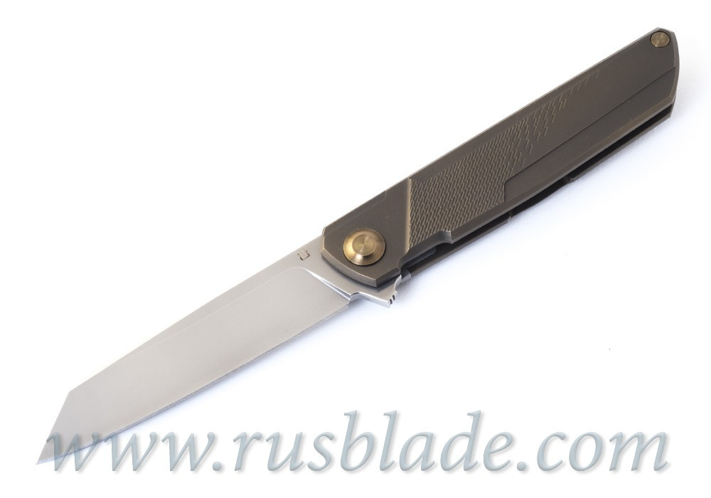 Cheburkov Dragon M390 Folding Knife Limited