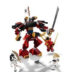 Конструктор Ниндзяго Ninjago 31181 Робот-самурай 180 дет.
