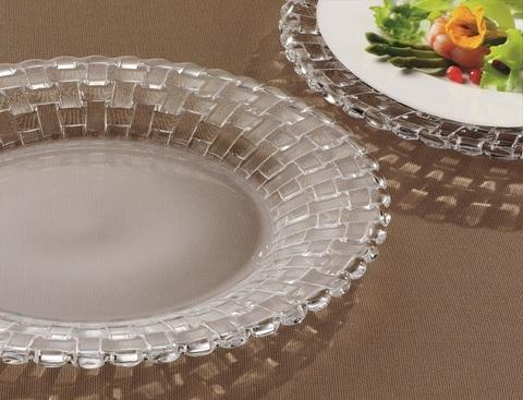 Набор из 2-х маленьких тарелок , артикул 98035. Серия Bossa Nova