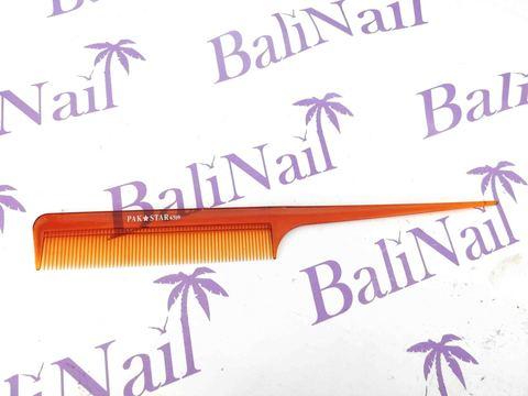 Рассческа для волос (пластик) с пластиковой ручкой, 20 см