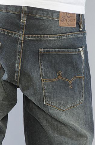 Мужские джинсы 28 размера фото 3