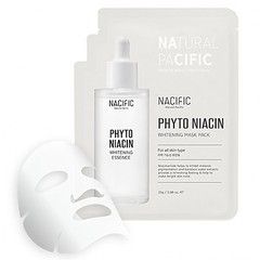 Маска NACIFIC Phyto Niacin Whitening Mask Pack 1 шт.