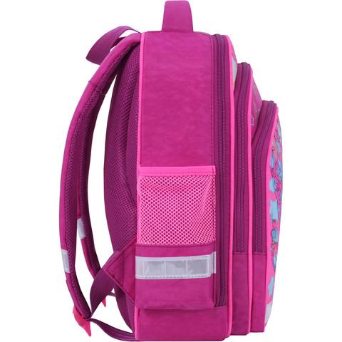 Рюкзак школьный Bagland Mouse 143 малиновый 514 (00513702)