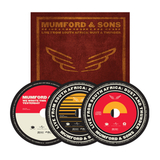 Mumford & Sons ‎/ Live From South Africa: Dust And Thunder (Gentlemen Of The Road Edition)(2DVD+CD)