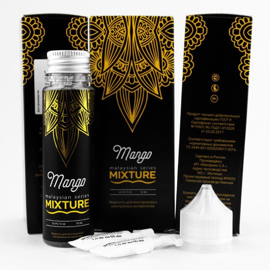 Жидкость MIXTURE Mango 60 мл