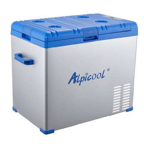 Компрессорный автохолодильник ALPICOOL A50 (50 л.) 12-24-220В