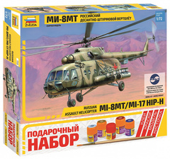 Вертолет Ми-8МТ