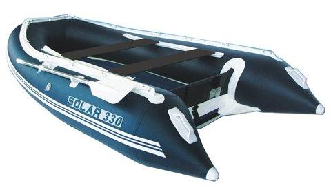 Надувная ПВХ-лодка Солар Максима - 330 (синий)