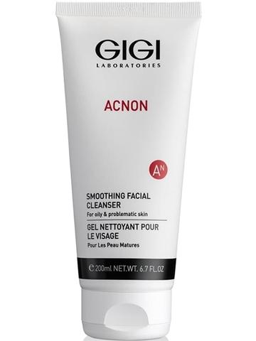 Мыло для глубокого очищения Smoothing Facial Cleanser, Acnon, GiGi, 100 мл