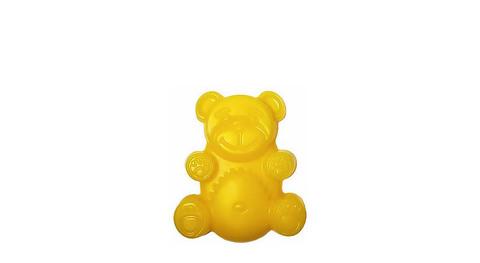 Маленький жёлтый медведь Fun Bear 9 см