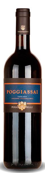 Вино Поджассай Тоскана 2011г.