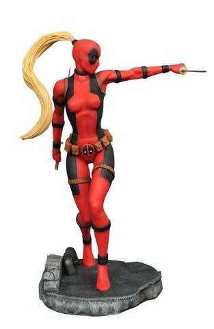 Марвел Галерея фигурка Леди Дэдпул — Marvel Gallery Lady Deadpool