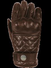 Мотоперчатки с кевларом John Doe Tracker, коричневый