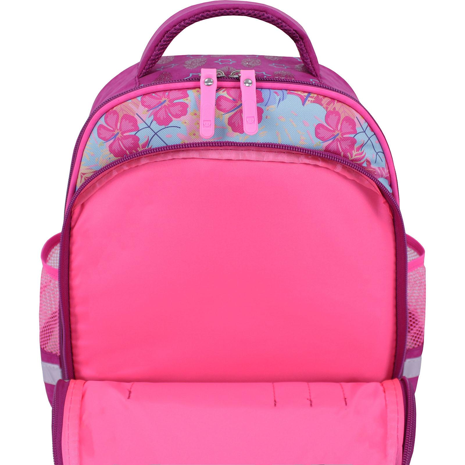 Рюкзак школьный Bagland Mouse 143 малиновый 514 (0051370) фото 4