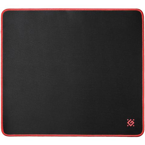 Коврик для мыши игровой Cerberus Black XXL 400x355x3мм ткань-резина, черный