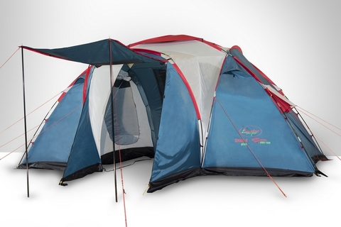 Палатка SANA 4 PLUS (цвет ROYAL)