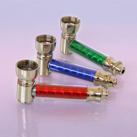 Трубка цветная металл