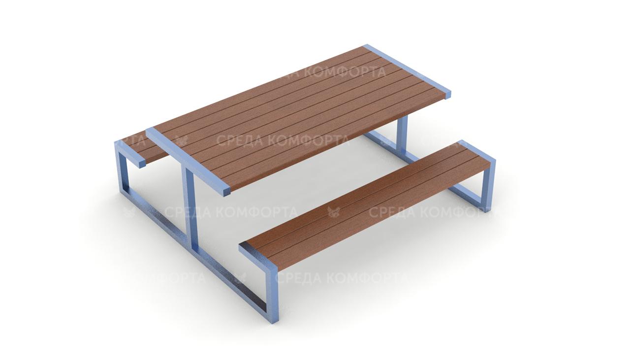 Скамейка со столом SCAM0252