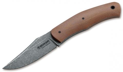 Охотничий нож шкуродёр SOLINGEN 120503 Boxer Fixed