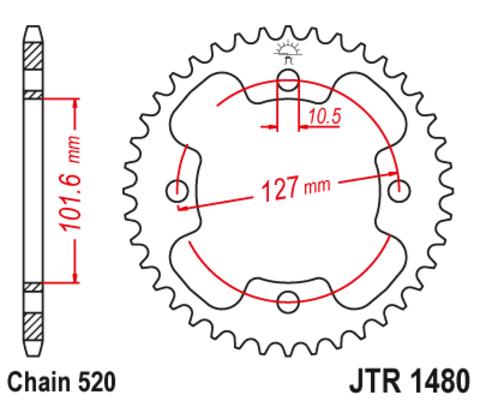 JTR1480
