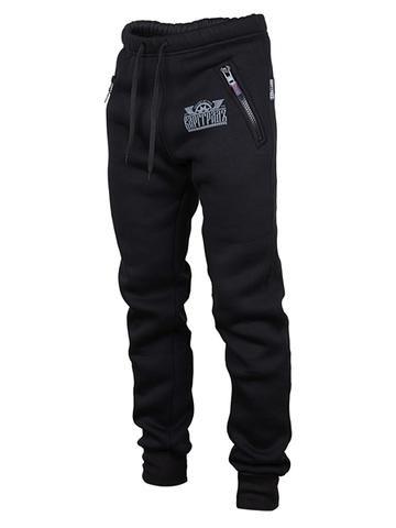 Спорт-брюки Варгградъ мужские чёрные