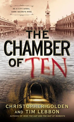 9780553386561 - The Chamber of Ten