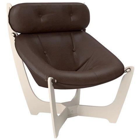 Кресло для отдыха Комфорт Модель 11 дуб шампань/Vegas Lite Amber