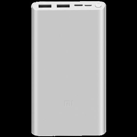 Xiaomi / Внешний аккумулятор 20000 mAh Xiaomi 3 USB-C Two-way fast charge | белый