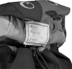 Рюкзак детский Deuter Kikki hotpink-maron (2021) - 2