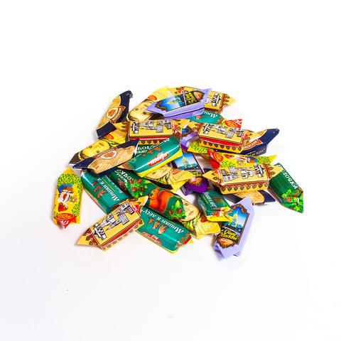Ассорти Бабаевский конфеты: мишка, аленка, белочка и др., 1 кг