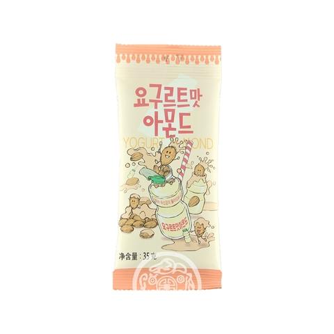 Миндаль обжаренный Toms Yogurt Almond со вкусом йогурта 30г Корея