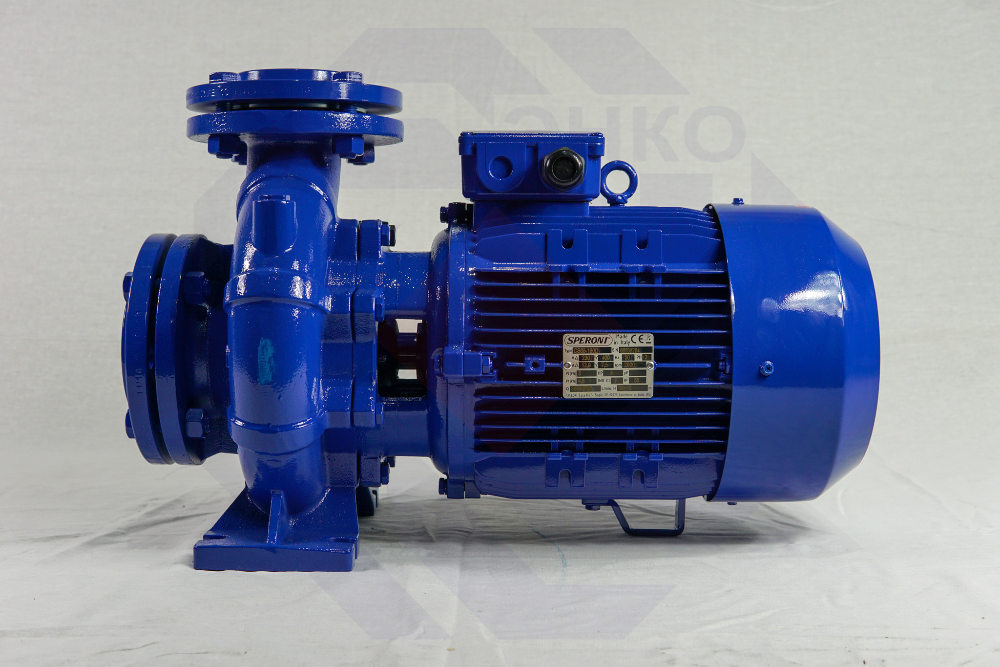 Насос моноблочный SPERONI CS 65-200 A