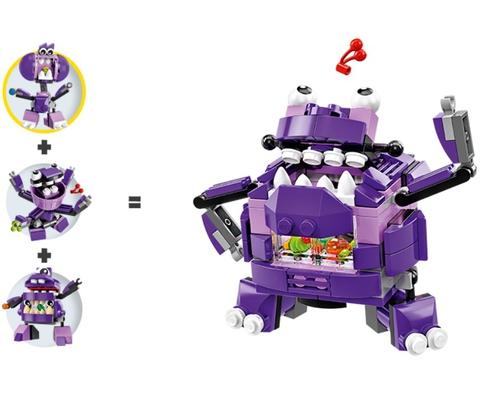 LEGO Mixels: Вака-Вака 41553 — Vaka-Waka — Лего Миксели