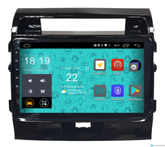 Штатная магнитола для Toyota Land Cruiser Prado 200 07-15 на Android 6.0 Parafar PF381Lite