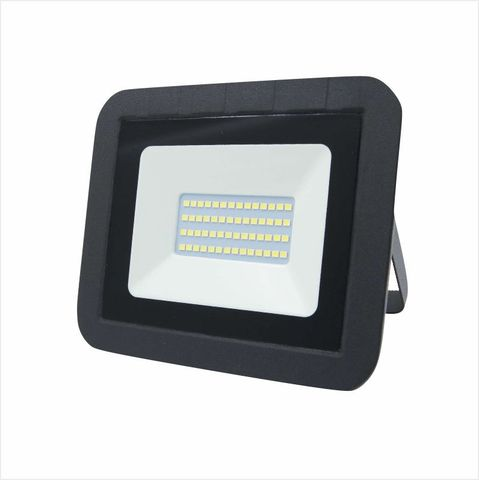 Прожектор светодиодный LEEK LE FL SMD LED7 50W CW BLACK