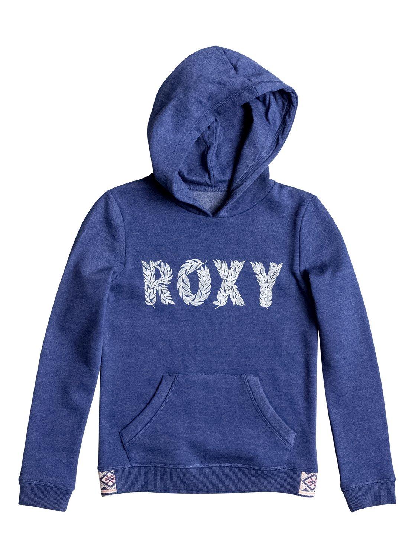 Толстовка дет Roxy RIDING G OTLR BSQ0 BLUE PRINT